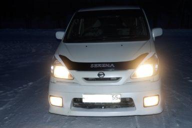 Nissan Serena, 2002