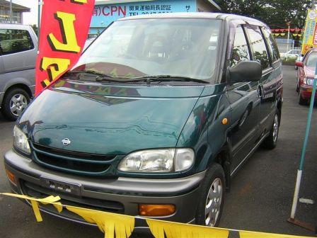Nissan Serena 1997 - отзыв владельца