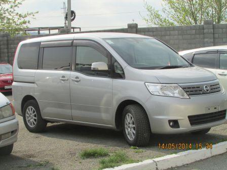 Nissan Serena 2008 - отзыв владельца