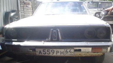 Nissan Skyline, 1978