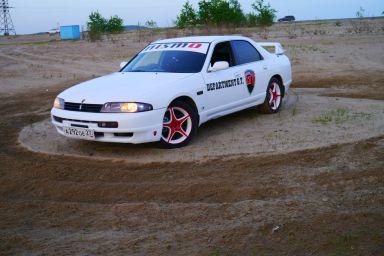 Nissan Skyline 1996 отзыв автора | Дата публикации 17.06.2014.