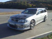 Nissan Stagea, 1996