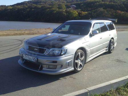Nissan Stagea 1996 - отзыв владельца