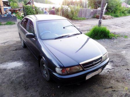 Nissan Sunny 1998 - отзыв владельца