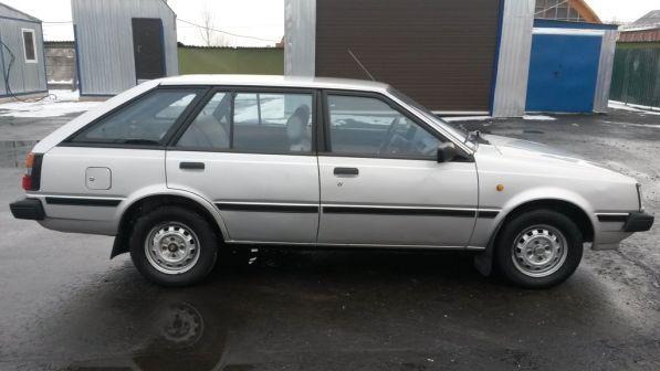 Nissan Sunny 1985 - отзыв владельца