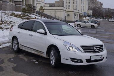 Nissan Teana, 2013