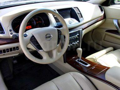 Nissan Teana 2011 отзыв автора | Дата публикации 05.07.2014.