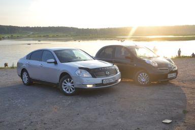 Nissan Teana, 2006