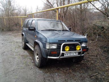 Nissan Terrano, 0