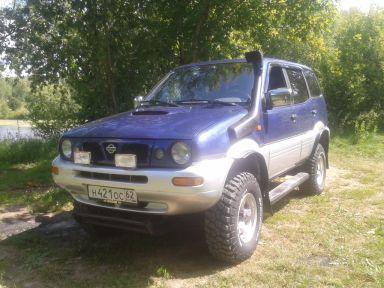 Nissan Terrano II 1997 отзыв автора | Дата публикации 24.11.2010.