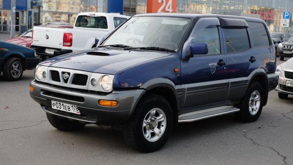 Nissan Terrano II 1997 - отзыв владельца