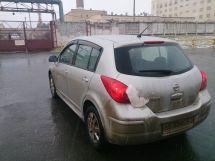Nissan Tiida, 2012