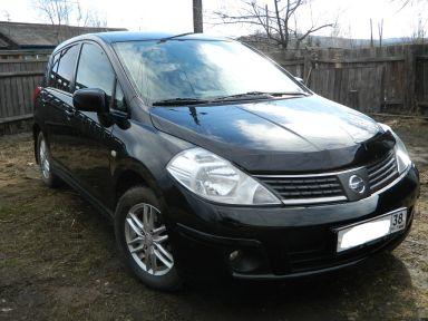 Nissan Tiida 2008 отзыв автора | Дата публикации 19.03.2014.