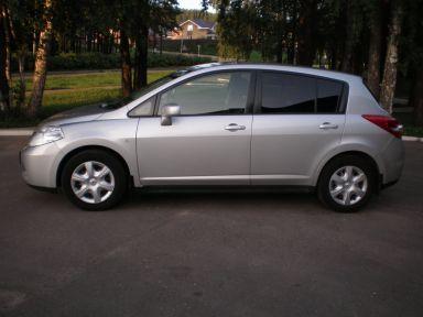 Nissan Tiida, 0