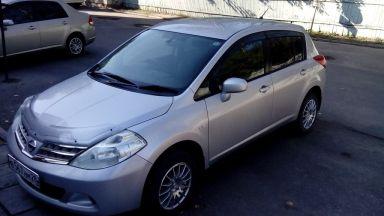 Nissan Tiida 2008 отзыв автора | Дата публикации 22.12.2014.