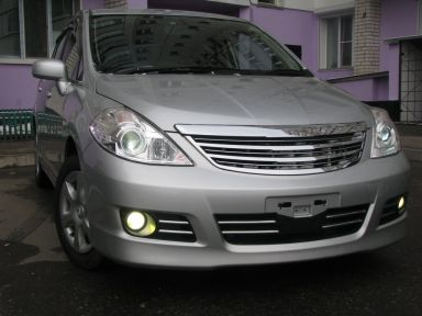Nissan Tiida 2009 отзыв автора | Дата публикации 23.12.2014.