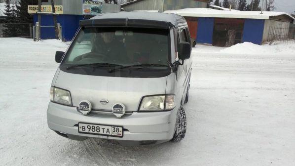 Nissan Vanette 1999 - отзыв владельца