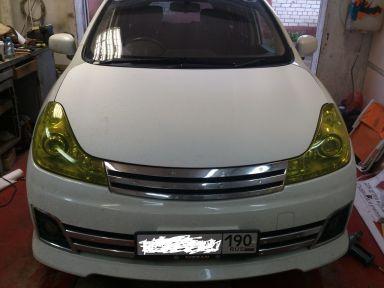 Nissan Wingroad, 0