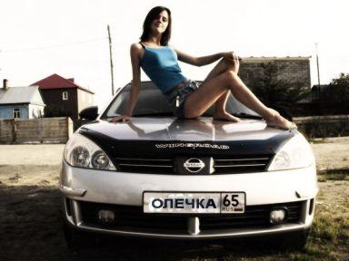 Nissan Wingroad 2002 отзыв автора | Дата публикации 15.10.2014.