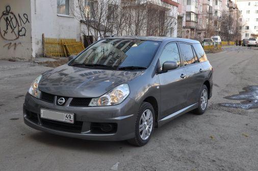 Nissan Wingroad 2010 - отзыв владельца