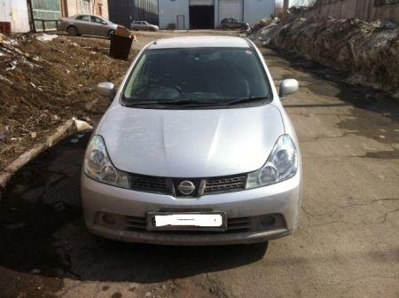 Nissan Wingroad 2011 - отзыв владельца