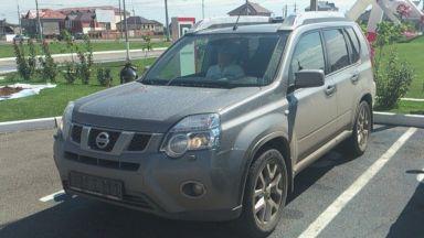 Nissan X-Trail 2013 отзыв автора | Дата публикации 06.01.2014.