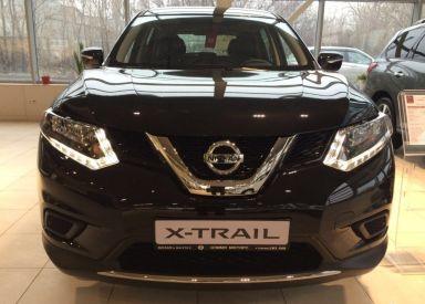 Nissan X-Trail, 2015