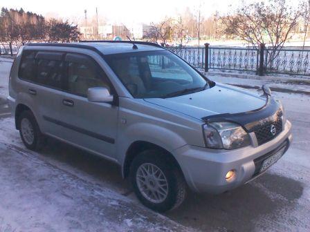 Nissan X-Trail 2003 - отзыв владельца