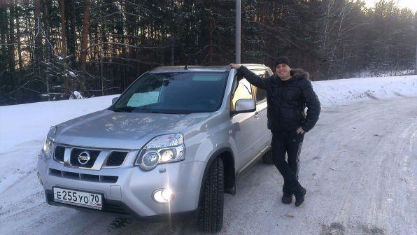 Nissan X-Trail 2013 - отзыв владельца