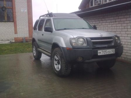 Nissan Xterra 2002 - отзыв владельца