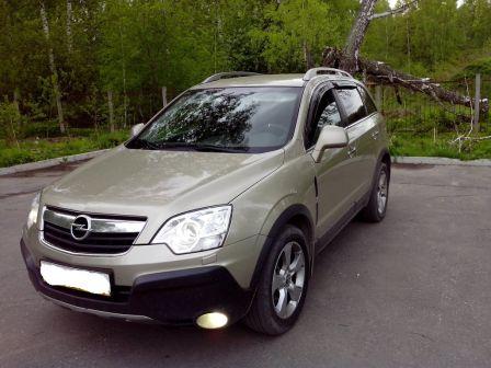 Opel Antara 2010 - отзыв владельца