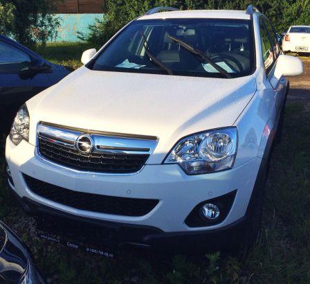 Opel Antara 2014 - отзыв владельца
