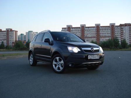 Opel Antara 2011 - отзыв владельца