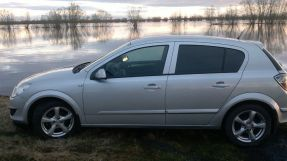 Opel Astra 2007 отзыв владельца | Дата публикации: 19.04.2015