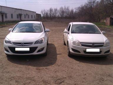 Opel Astra 2008 отзыв автора | Дата публикации 25.07.2012.