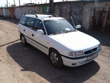Opel Astra, 1997