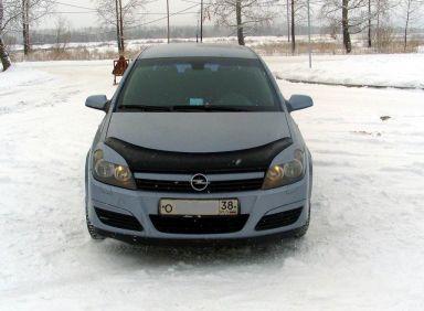 Opel Astra 2005 отзыв автора | Дата публикации 18.10.2013.