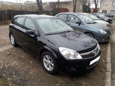 Opel Astra 2009 отзыв автора | Дата публикации 15.11.2013.