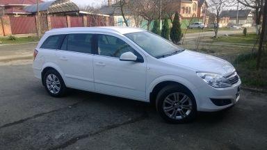 Opel Astra 2012 отзыв автора | Дата публикации 17.04.2014.