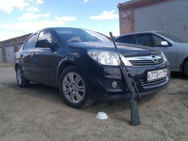 Opel Astra 2009 отзыв автора | Дата публикации 19.04.2014.