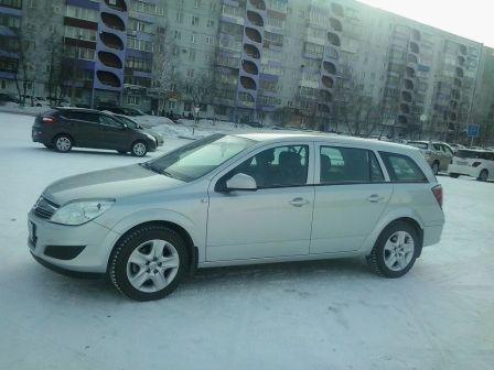 Opel Astra 2013 - отзыв владельца