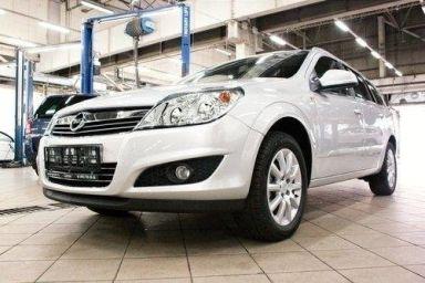 Opel Astra Family, 2013