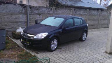 Opel Astra Family 2013 отзыв автора | Дата публикации 11.09.2014.