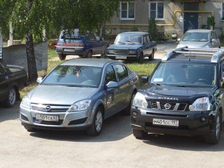 Opel Astra Family 2014 - отзыв владельца