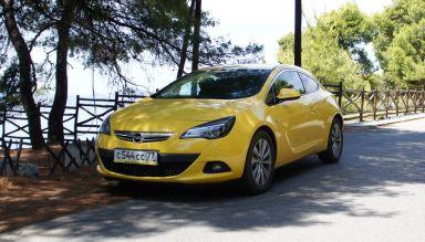 Opel Astra GTC 2013 отзыв автора | Дата публикации 17.12.2013.