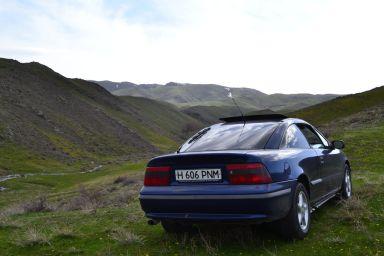 Opel Calibra 1992 отзыв автора | Дата публикации 03.06.2014.