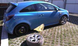 Opel Corsa 2008 отзыв владельца   Дата публикации: 03.05.2010