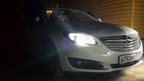 Opel Insignia, 2013