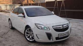 Opel Insignia 2011 отзыв владельца   Дата публикации: 27.11.2014