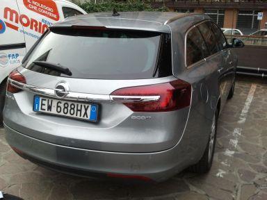 Opel Insignia 2014 отзыв автора | Дата публикации 11.02.2015.